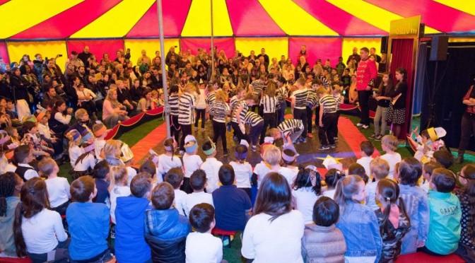 Basisschool Rapenland – Circus