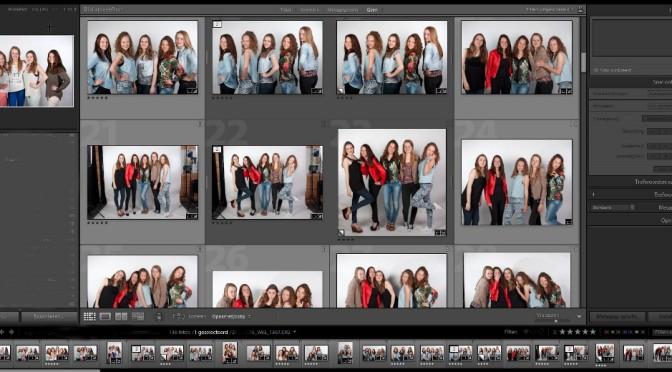 Werkwijze Fotoshoot en Nabewerking