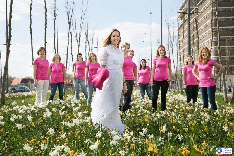 Vrijgezellenfeest fotoshoot Eindhoven